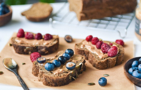 Fb - Web - Proteínový low-carb chlebík bohatý na vlákninu